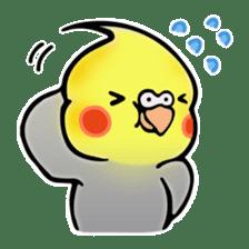 Happy Birds day! sticker #236621