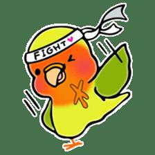 Happy Birds day! sticker #236622