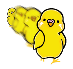 Happy Birds day! sticker #236625