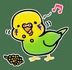 Happy Birds day! sticker #236632