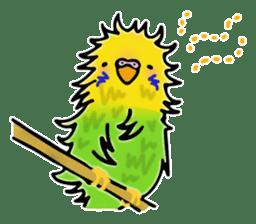 Happy Birds day! sticker #236635