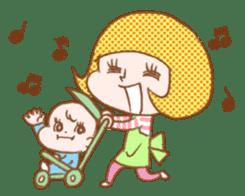 Enpitsu-MAMA sticker #236785