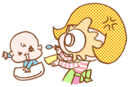 Enpitsu-MAMA sticker #236800