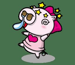 Pigs JIRO and HANA sticker #237415