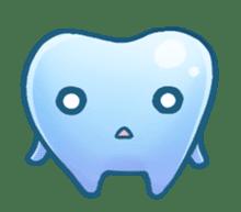 Mr.Tooth sticker #237681