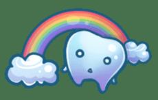 Mr.Tooth sticker #237686