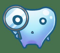 Mr.Tooth sticker #237688