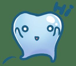 Mr.Tooth sticker #237696