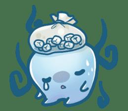 Mr.Tooth sticker #237699