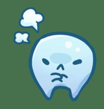 Mr.Tooth sticker #237715
