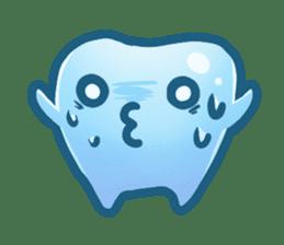 Mr.Tooth sticker #237719