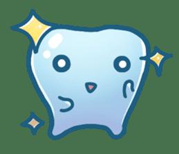 Mr.Tooth sticker #237720