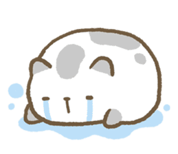 Darake Nakama (Lazy Friends) sticker #237807
