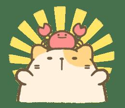 Darake Nakama (Lazy Friends) sticker #237809