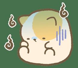 Darake Nakama (Lazy Friends) sticker #237827