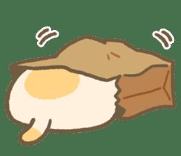Darake Nakama (Lazy Friends) sticker #237833