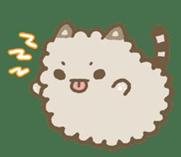 Darake Nakama (Lazy Friends) sticker #237834