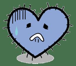HAPPY LOVE HEARTY sticker #237991