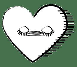 HAPPY LOVE HEARTY sticker #237994