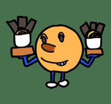 Kids Stickers Marubo & Rowdy Bunch sticker #238295