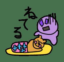 Kids Stickers Marubo & Rowdy Bunch sticker #238308