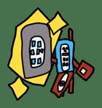 Kids Stickers Marubo & Rowdy Bunch sticker #238310