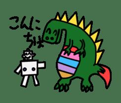 Kids Stickers Marubo & Rowdy Bunch sticker #238318