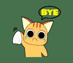 Planet Cat sticker #238573
