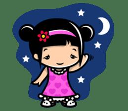 LOVE ONLY ONE - KOKO AND KIKI sticker #240237