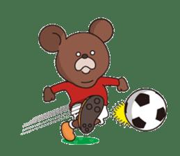 Mejiroguma - Soccer club ver - sticker #240241