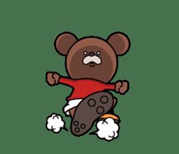Mejiroguma - Soccer club ver - sticker #240244