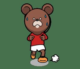 Mejiroguma - Soccer club ver - sticker #240245