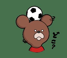 Mejiroguma - Soccer club ver - sticker #240246