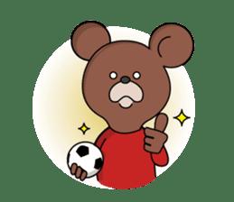 Mejiroguma - Soccer club ver - sticker #240247