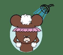 Mejiroguma - Soccer club ver - sticker #240275