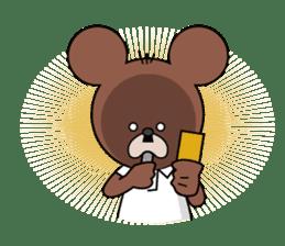 Mejiroguma - Soccer club ver - sticker #240276