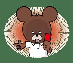 Mejiroguma - Soccer club ver - sticker #240278