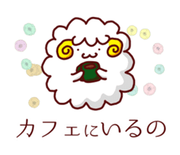 Cute animals that can be used every day sticker #240531