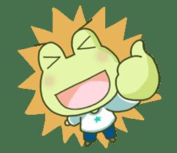 KAERU-SAN sticker #241577