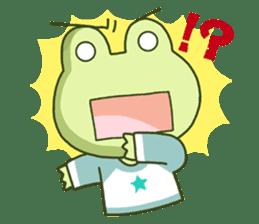 KAERU-SAN sticker #241578