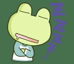 KAERU-SAN sticker #241579