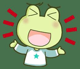 KAERU-SAN sticker #241580