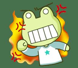 KAERU-SAN sticker #241582
