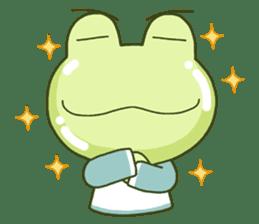 KAERU-SAN sticker #241584