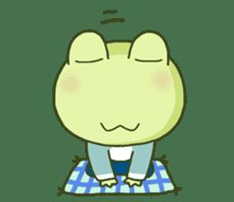 KAERU-SAN sticker #241586