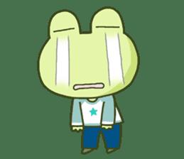 KAERU-SAN sticker #241588