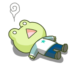 KAERU-SAN sticker #241594