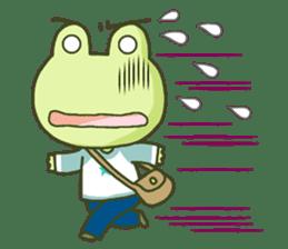 KAERU-SAN sticker #241595
