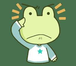 KAERU-SAN sticker #241596