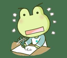 KAERU-SAN sticker #241597